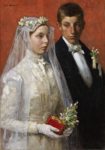 Marriage Gari Melchers