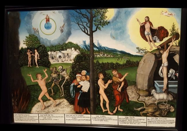 Cranach painting 1