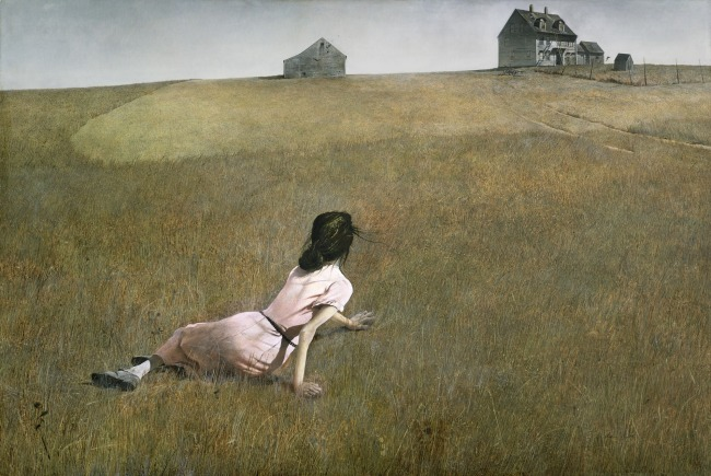 Christinas World Wyeth