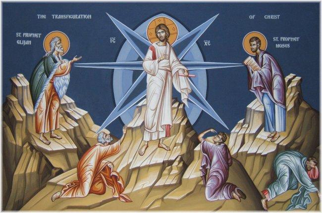 transfigurationofjesus