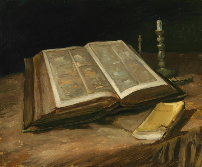 vangoghmuseum open Bible