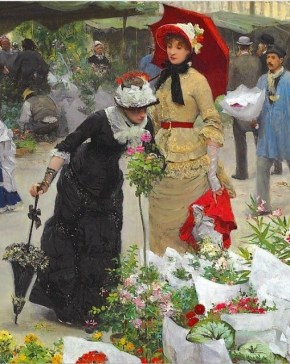 Victor_Gabriel_Gilbert_-_The_Flower_Market